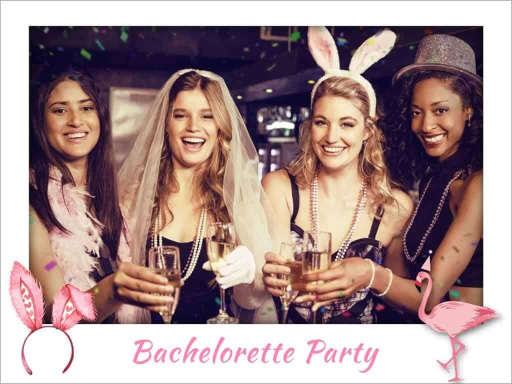 צלם מגנטים למסיבת רווקות