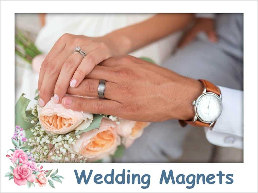 wedding-magnets